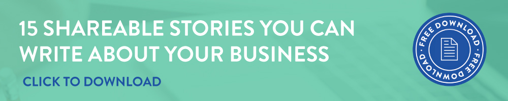 15 stories to get you started on your about page